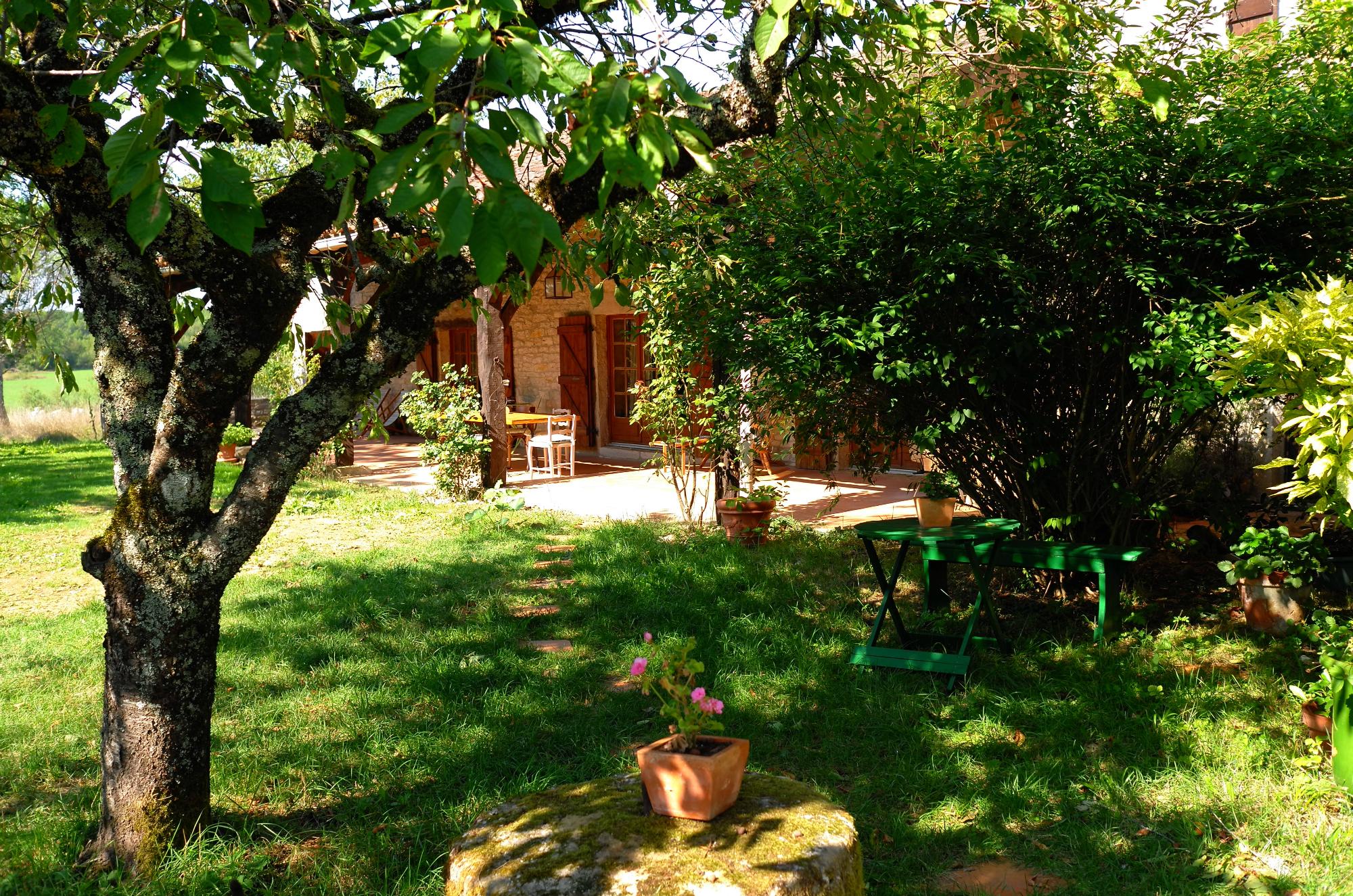 Fourchette pinceau le jardin maison d 39 h tes fourchette - Le petit jardin wittenberge colombes ...